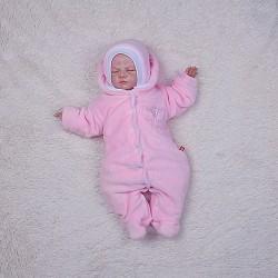 Комбінезон Baby Brilliant (розовий)