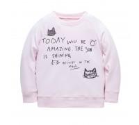 Кофта для девочки Кошки