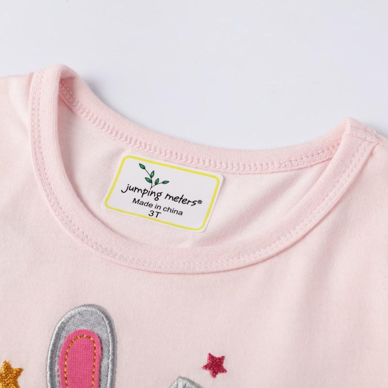 Платье для девочки Зайчик с бантиком