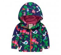 Куртка для девочки Птицы