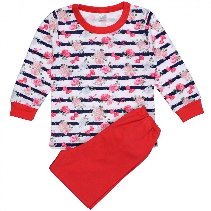 фото пижама детская розочки