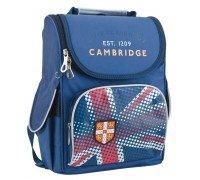 Рюкзак каркасный Cambridge blue 34 * 26 * 14