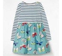 Платье для девочки Бабочки