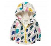 Куртка для девочки Сова