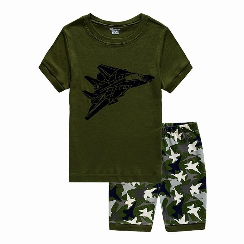 Пижама для мальчика Самолёт