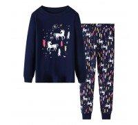 Пижама для девочки Fabulous unicorns