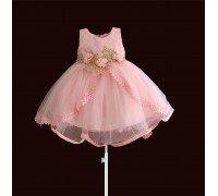 Платье для девочки Розовая жемчужина