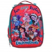 Рюкзак школьный каркасный Enchantimals