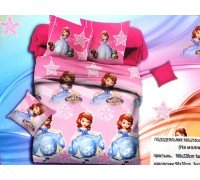 Детский комплект принцесса София 3D