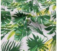 Пеленка фланель Листья