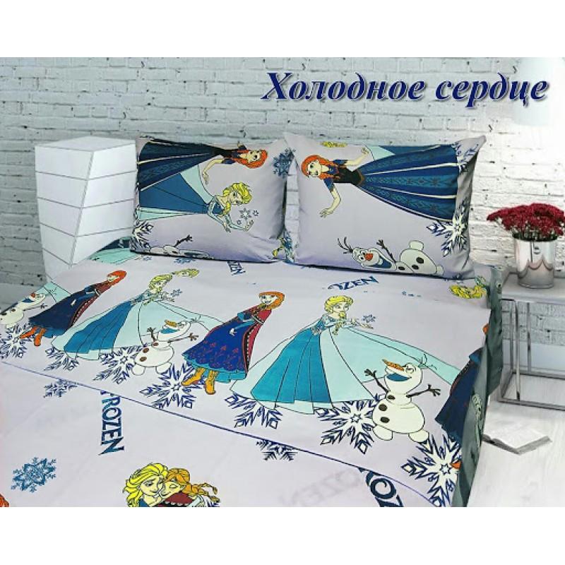 Комплект постельного белья FROZEN фото