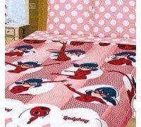 Детское постельное белье 1,5 спальное Леди Баг Тиротекс