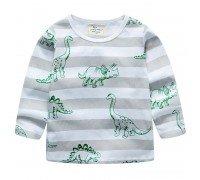 Кофта для мальчика Динозавры
