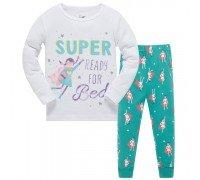 Пижама Супер девочка