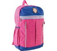 Рюкзак подростковый розовый 45*28*11