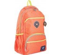 Рюкзак подростковый оранжевый