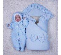 Зимний набор Мария+Brilliant Baby (голубой)