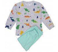 Пижама детская dinosaurs