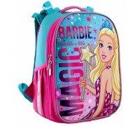 Рюкзак школьный каркасный Barbie
