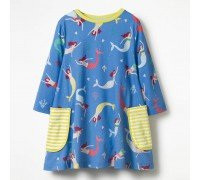 Платье для девочки Русалочки