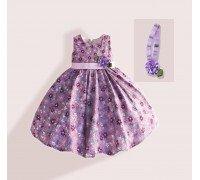 Платье для девочки Сказка цветов