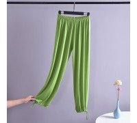 Брюки домашние женские Comfort, зеленый