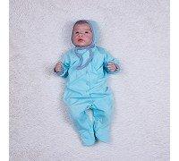 Человечек комбинезон пижамка Mini (менол)