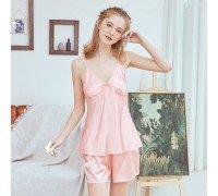 Пижама женская Royal silk, розовый