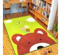 Коврик для детской комнаты Медведь 100 х 130 см