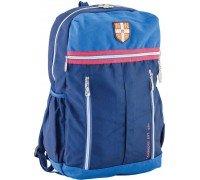 Рюкзак подростковый синий 45 * 28 * 11