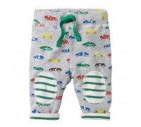 Штаны для мальчика Гоночные машины