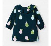 Платье для девочки Разноцветные груши