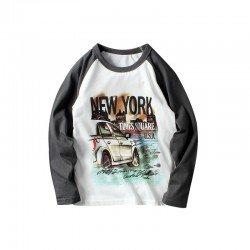 Кофта детская New York, чёрный