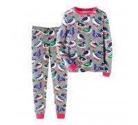 Пижама для девочки Ducks