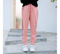 Штаны для девочки розовый
