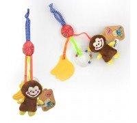 Мягкая подвеска Игривая обезьянка