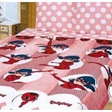 Дитяча постільна білизна 1,5 спальне Леді Баг Тиротекс