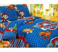Комплект детское постельное белье PAW PATROL Тиротекс