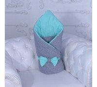 Конверт-одеяло Mini деми (ментол)