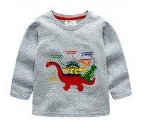 Кофта для мальчика Разговорчивые динозавры