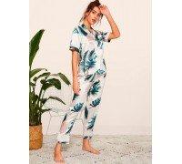 Пижама женская Palm leaf
