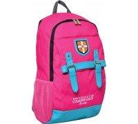 Рюкзак подростковый розовый 29 * 13 * 48 см