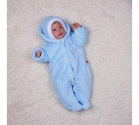 Комбинезон Baby Brilliant (голубой)