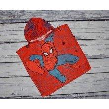 Полотенце-пончо для мальчика SPIDER MAN