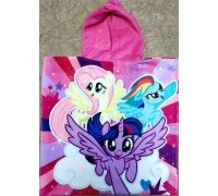 Полотенце-пончо My Little Ponny Disney