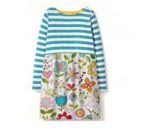 Платье для девочки Полевые цветы