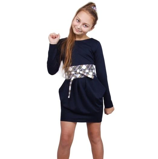 фото святковий комплект одягу для дівчинки