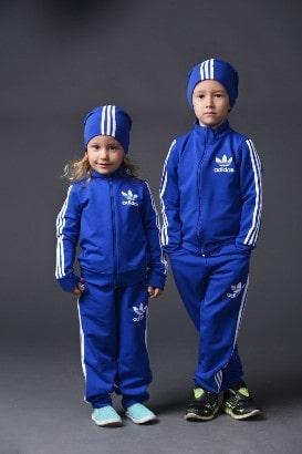 фото детские спортивные костюмы